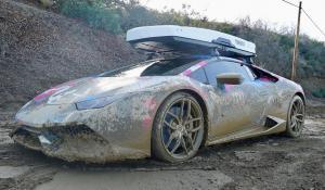 Lamborghini Huracan 800 ίππων παίζει στις λάσπες [Vid]