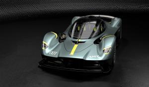 Aston Martin Valkyrie με AMR Track Performance Pack