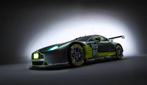 Aston Martin V8 Vantage GTE στο 24ωρο κουραστικό αγώνα.