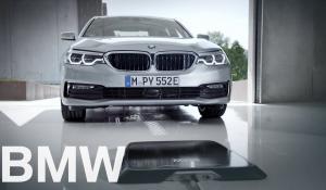 Δείτε πώς φορτίζει ασύρματα η BMW 530e iPerformance [Vid]