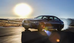 Τα πρώτα reviews της νέας BMW M5