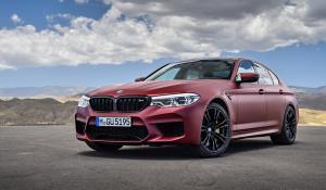 Νέα BMW M5 με 600 άλογα [Vids]
