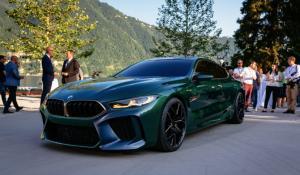 Το πρώτο video της εξωφρενικής BMW M8 [Vid]
