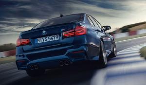 Την άνοιξη του 2018 θα βγει η BMW M3 CS