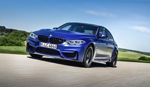 H σκληροπυρηνική BMW M3 CS ξανασυστήνεται
