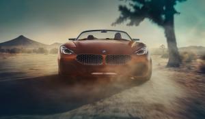 BMW Z4 Concept, ελευθερία σε τέσσερις τροχούς