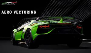 Η μαγεία της ενεργής αεροδυναμικής της Lamborghini