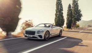 Επίσημο: Bentley Continental GT Convertible