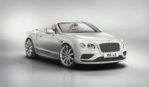 Bentley Continental GT Convertible Galene Edition για 30 τυχερούς