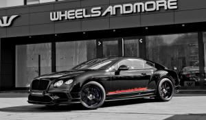 Bentley Continental 24 by Wheelsandmore με 765 άλογα