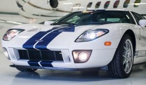 Ford GT του 2006 πωλείται με τις ζελατίνες