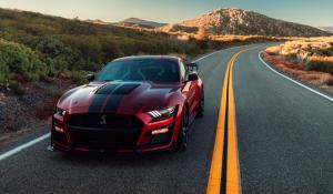 Νέα Ford Mustang Shelby GT500