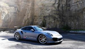 Porsche 911 Turbo Gemballa GT Concept