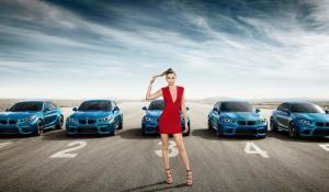 Μπορείς να συγκεντρωθείς στην BMW M2 με τη Gigi Hadid στο πλάνο