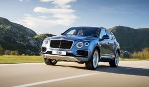 Bentley Bentayga Diesel.
