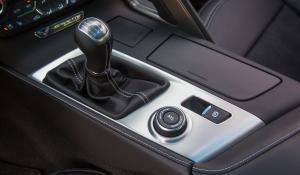 Το 25% των αγοραστών Corvette επιλέγει χειροκίνητo.