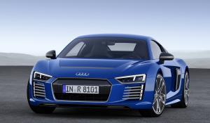 «Φρένο» στο R8 e-tron από Audi