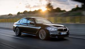 BMW M550d xDrive με τέσσερα turbo και 400 ίππους