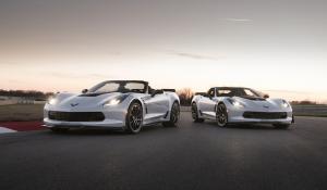 Η Chevrolet γιορτάζει τα 65 χρόνια της Corvette με την Corvette Carbon 65 Edition