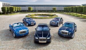 Η Rolls-Royce ισχυρίζεται ότι δεν έχει ανταγωνιστές