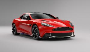 To κόκκινο βέλος της Aston Martin [Vid]