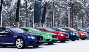 Bentley Power on Ice 2017