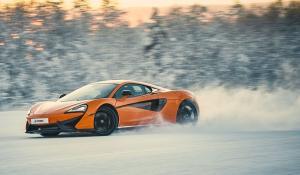 Με McLaren 570S στον Αρκτικό Κύκλο
