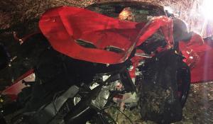 Μεθυσμένος διέλυσε μια Ferrari 458 Speciale