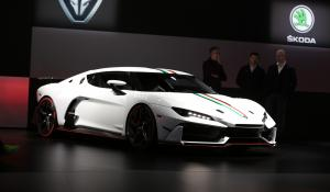 Italdesign Zerouno: Ένα μοναδικής σχεδίασης supercar
