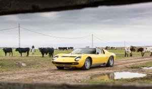 Lamborghini Miura: Επίσκεψη στο μέρος που πήρε το όνομα της