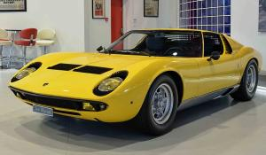 Έχεις 1.150.000Euro ... αγοράζεις μία Lamborghini Miura