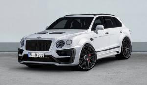 H Lumma Design βελτιώνει (;) την Bentley Bentayga