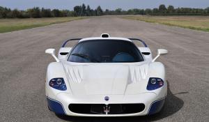 Μια Maserati MC12 στο σφυρί χωρίς επιθυμητή τιμή