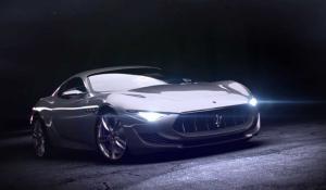 Αυτή η Maserati θα μπαίνει στην πρίζα!