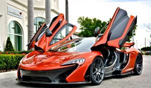 Έχοντας για καθημερινό αυτοκίνητο μια McLaren P1