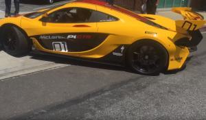 Η P1 GTR έχει σοβαρά προβλήματα μανουβραρίσματος.