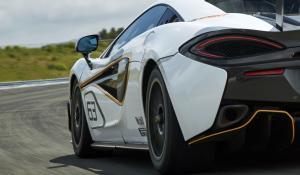 McLaren 570S Sprint: Πεδίο δράσης της οι πίστες