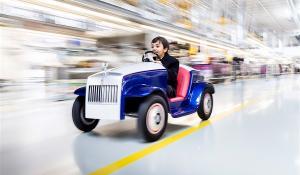 Μια Rolls-Royce για παιδιά, για πολύ καλό σκοπό