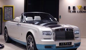 Πωλείται η τελευταία Rolls-Royce Phantom Drophead Coupe