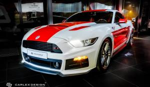 Roush Mustang GT by Carlex Design με 730 άλογα