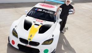 Την M6 GTLM παρουσίασε η BMW
