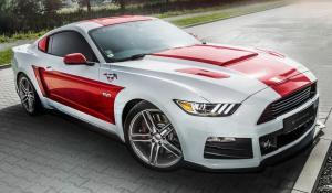Στα ερυθρόλευκα η Mustang του 2017