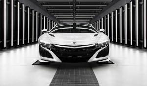 Το 2017 θα φτάσουν τα πρώτα Honda NSX στην Ιαπωνία.