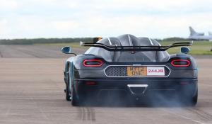 1.6 μοτέρ με 400 PS ετοιμάζει η Koenigsegg