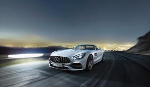 Επίσημο: Mercedes-AMG GT C Roadster.