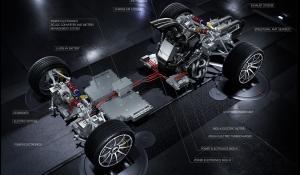 H Mercedes-AMG έδωσε τεχνικές πληροφορίες για το Project One