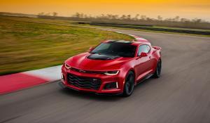 Chevrolet Camaro ZL1: Απολαυστικά γρήγορη