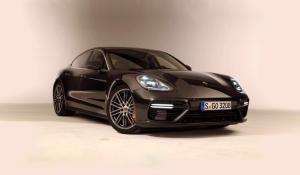 Αυτή είναι η νέα Porsche Panamera