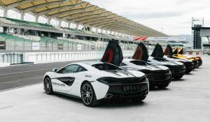 Pure McLaren Experience 2017 [Vid]