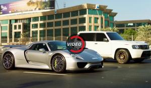 Μεγάλη ήττα για το hypercar της Porsche [Vid]